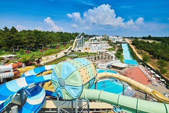 Aquapark Istralandia - Halbtageskarte...