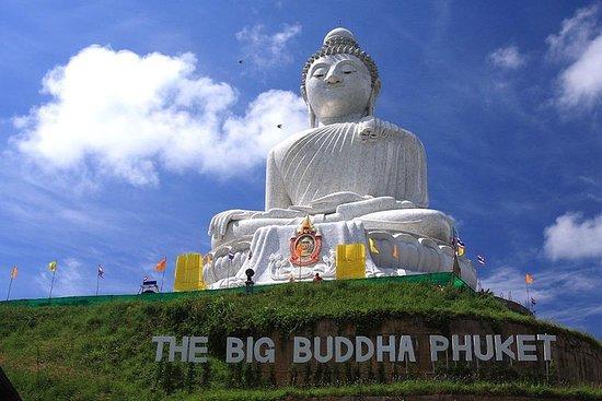 Halvdag Phuket City-tur og sightseeing