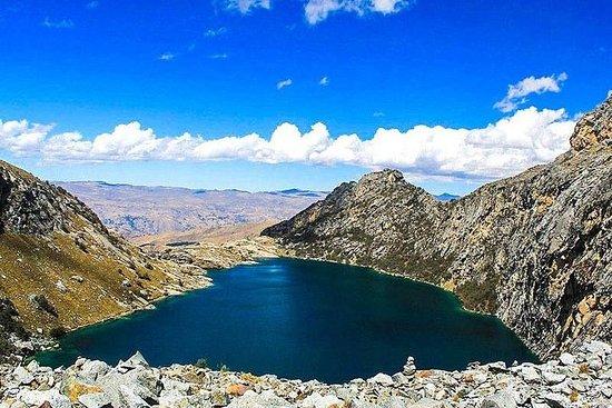 Laguna Churup eines Tages von Huaraz