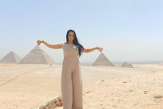 吉薩和獅身人面像金字塔半日遊
