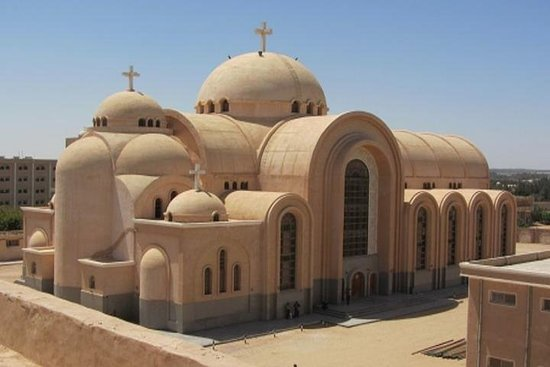 Tour to Wadi El Natroun Monastery from Alexandria 사진