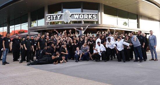 Buena Ventura Lakes, FL: City Works opening team
