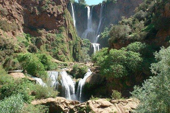 Ouzoud Waterfalls Geteilter...