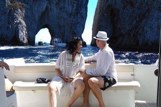 卡普里島私人遊船2