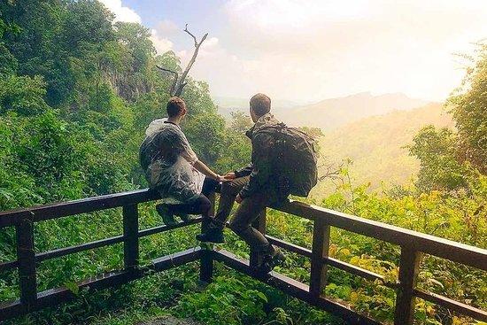 Private Tour: Trekking Kanchanaburi Forest to Tham Than Lod