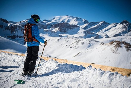 Valle Nevado: Transportation + Ticket...