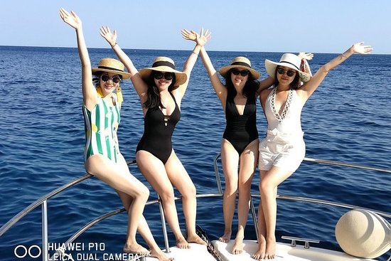Capri luxe bootervaring PLUS