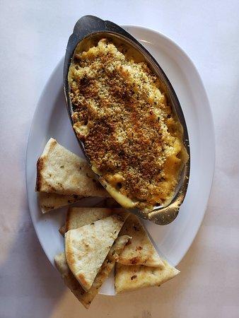 Crab Mac & Cheese Heaven!