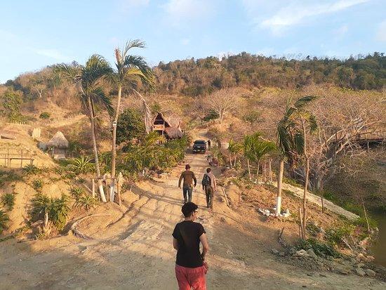 Juan de Acosta, Колумбия: Entrada del Parque Biotematico Macaná.