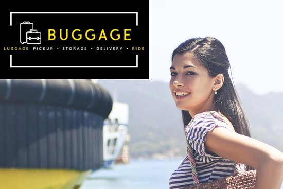 Buggage: Luggage Pickup, Delivery, and Storage