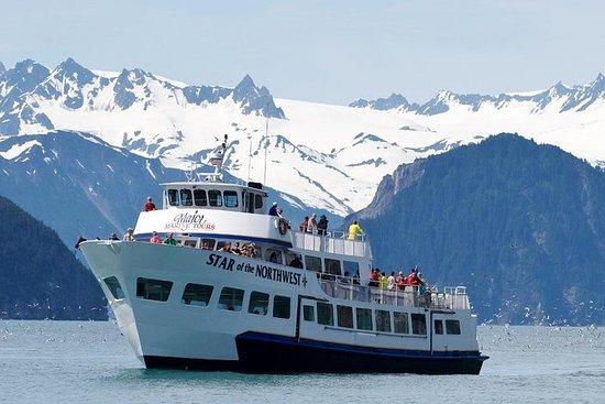 Vie sauvage des Fjords Kenai avec...