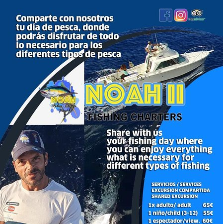 Noah Fishing Charters