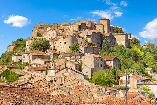 Albi訪問、Cordes村、トゥールーズからのGaillacワイン
