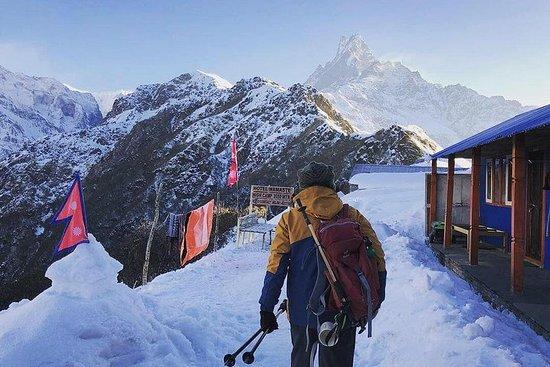 Mardi Himal Trekking – fénykép