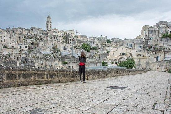 Descubre el recorrido a pie por Matera