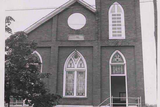 La vår glede øke: Historiske afroamerikanske kirker