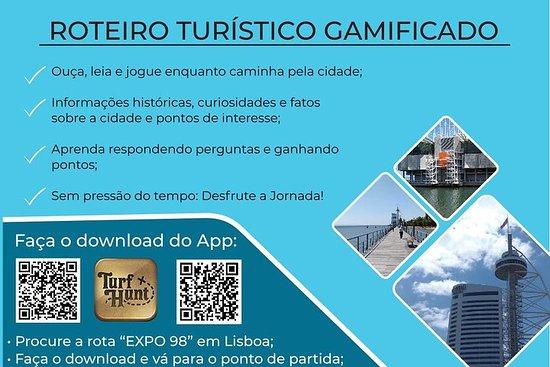 Gamified Sightseeing - Parque das Nações (Lissabon) Foto