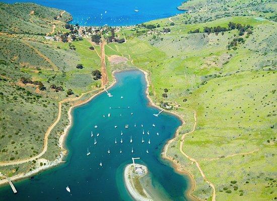 Two Harbors on Catalina Island
