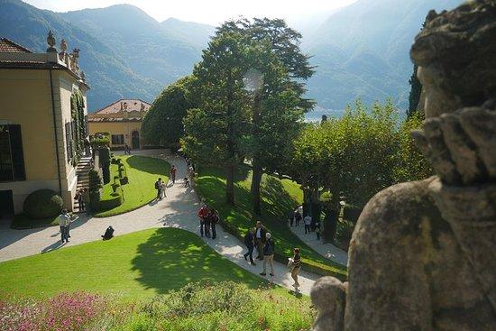 Como Lake Highlights - Villa Balbianello & Bellagio private full-day...