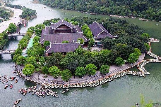 Bai Dinh - Trang An - Caverna Mua...