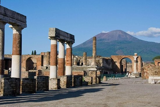 Pompeji Ruins & Naples Private Tour mit ...