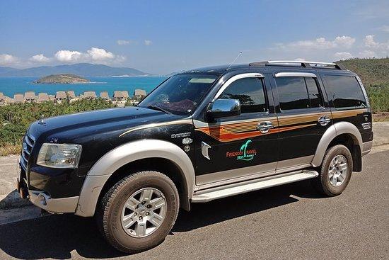 Privat bil overføring til Nha Trang fra flyplassen