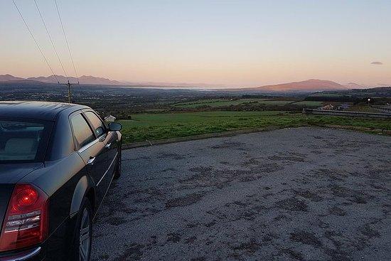 Shannon Airport to Cork, Private Chauffeur Transfer . Premium Sedan