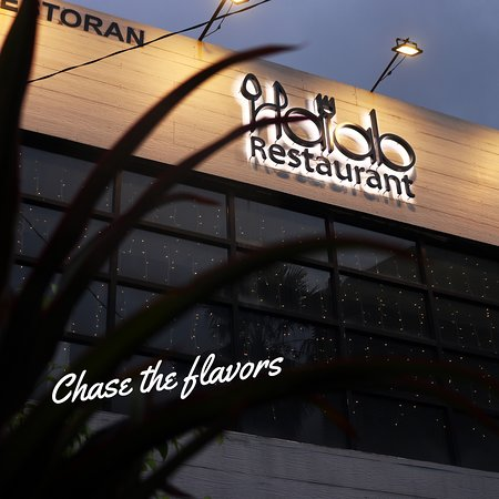 Chase the flavors at halab kl beremi