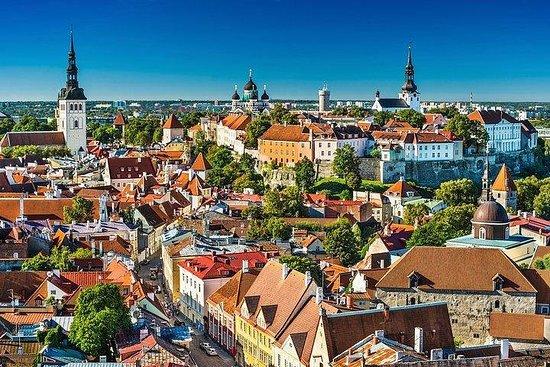 Destaques e arredores de Tallinn...
