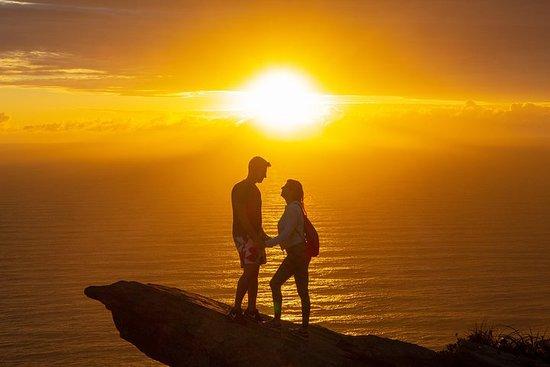 Nascer do sol e fotos na Lagoinha do...