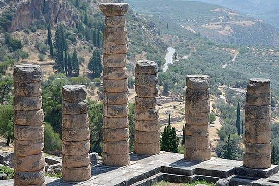 Delphi Private 10 timer Tour