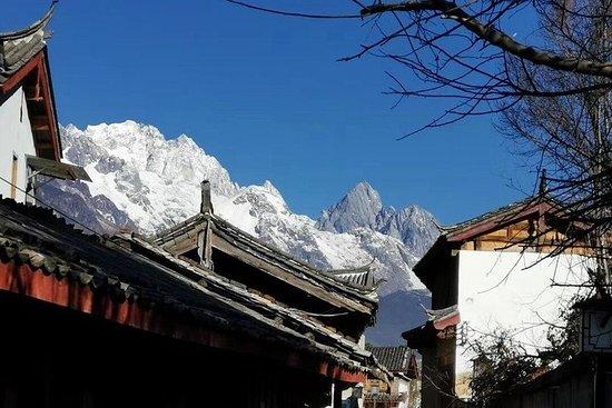 4-dagers privat tur fra Dali til Lijiang og over natten i Shaxi
