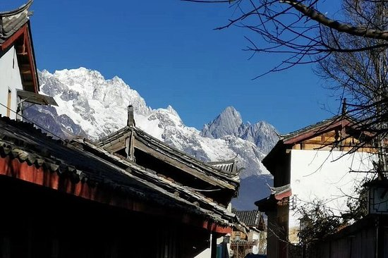 2-dagers privat tur til Tiger Leaping Gorge, Shaxi og Shibaoshan fra...