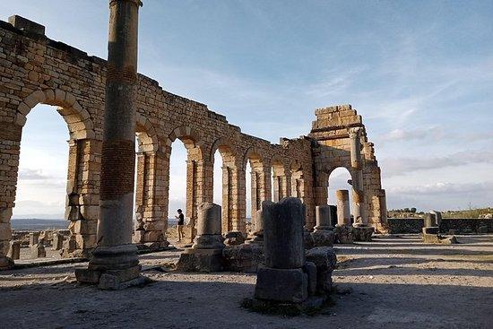 Excursión de un día a Volubilis y Meknes