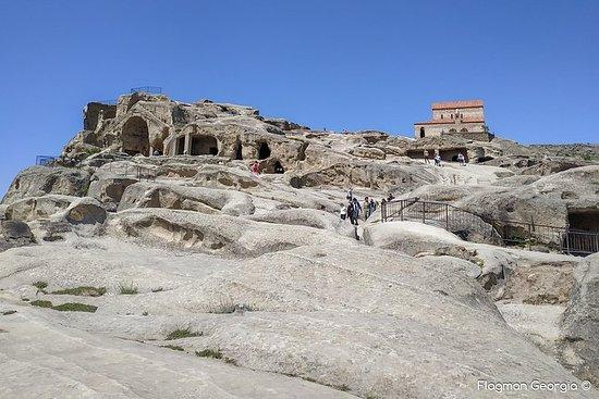 Det beste av Shida Kartli Oppdag en gammel grotteby i Uplistsikhe