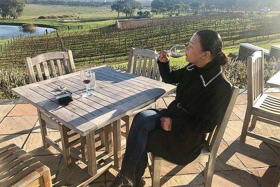 一對夫婦的私人葡萄酒鄉全日遊。