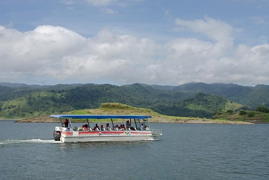 Lake crossing to Monteverde or Arenal