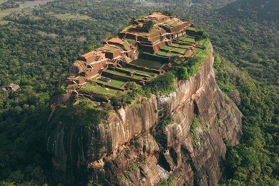 Sigiriya Day Tours med Sri Lanka...