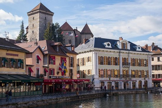 Private tour to Annecy, the Venice of...