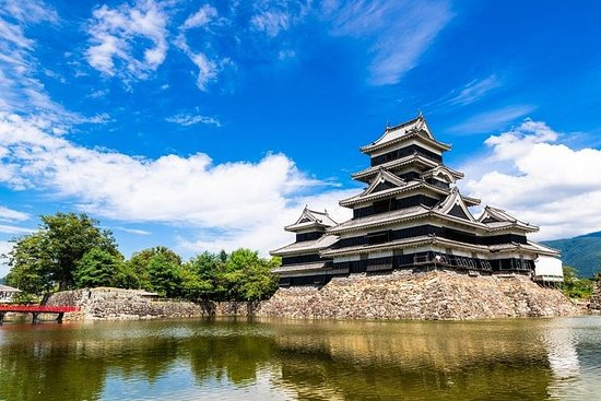 Matsumoto halvdag privat tur med lisensiert guide fra regjeringen