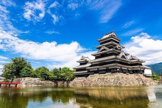 Matsumoto heldags privat tur med offentlig lisensiert guide