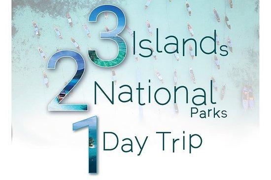[Satun] 3 islas / 2 parques...
