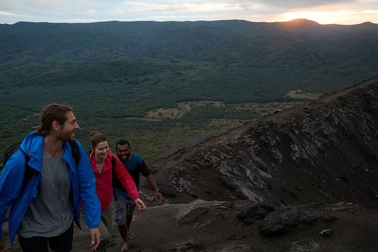 Tanna Island: Full Day Tour Including Mt Yasur Volcano