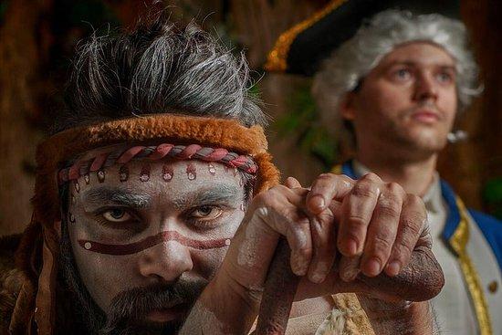 Spectacle culturel du Centre australien Waradah Photo