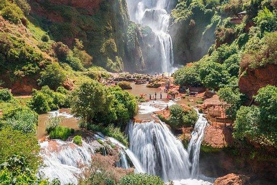 Privat dagstur til Ouzoud Falls fra...