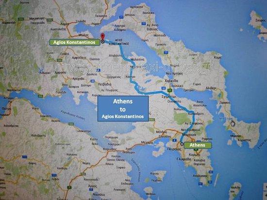 Phthiotis Region, Yunanistan: O αυτοκινητόδρομος στην Ελλάδα, που αποτελεί τμήμα της Ευρωπαϊκής Διαδρομής Ε75