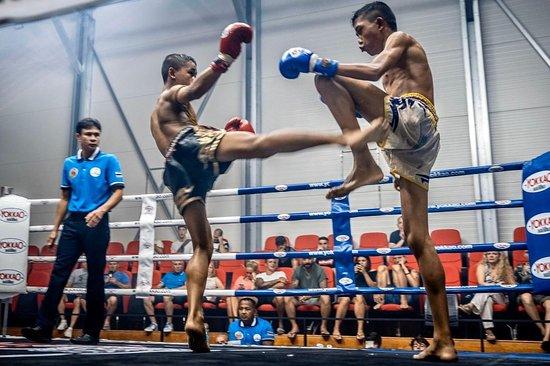William Muay Thai Boxing Stadium in Ao Nang Landmark