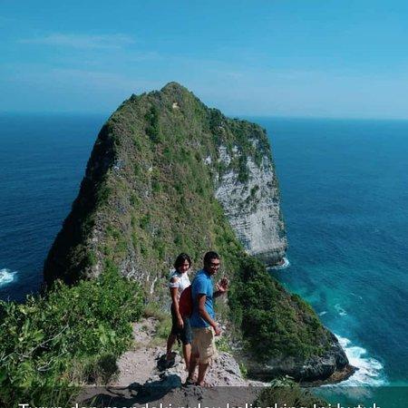 Nusa Penida, Indonésie: Pulau Kelingking