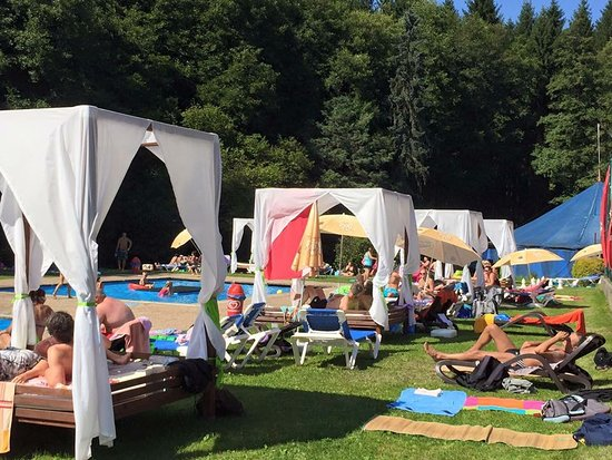 Limbach, Germany: Odenwald Camping
