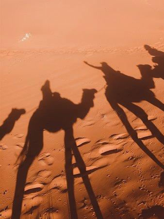 3 Days Desert Tour From Marrakech To Merzouga Dunes & Camel Trek: Camel ride